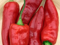 Fresh Peppers Sweet - £ 1.50  per packet